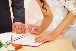 Almanyada evlenme
